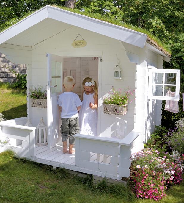 domek dla dziecka jaki jest idealny do zabawy w ogrodzie. Black Bedroom Furniture Sets. Home Design Ideas