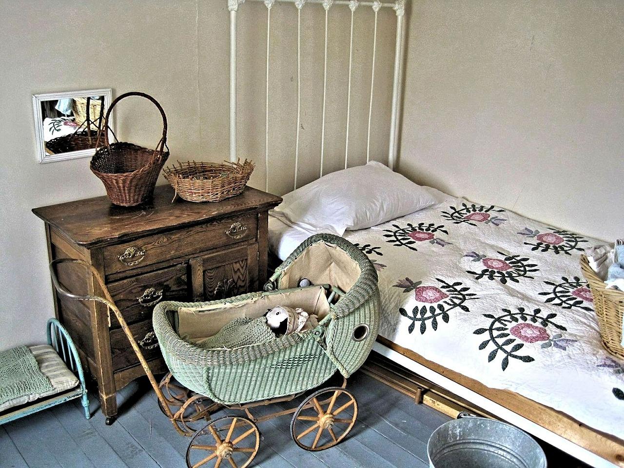 Bardzo dobryFantastyczny Pokój niemowlaka - 10 rzeczy, które koniecznie musisz mieć! TN44
