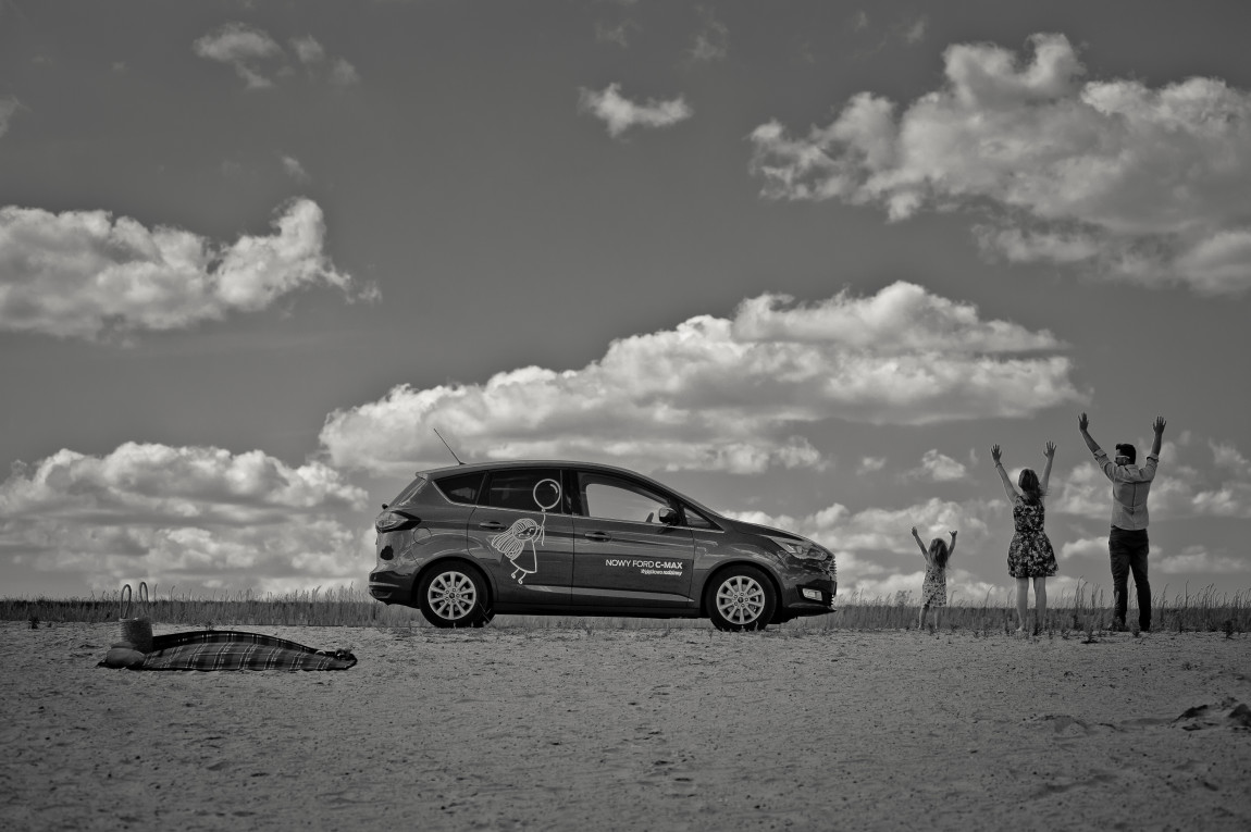 nowy ford c-max
