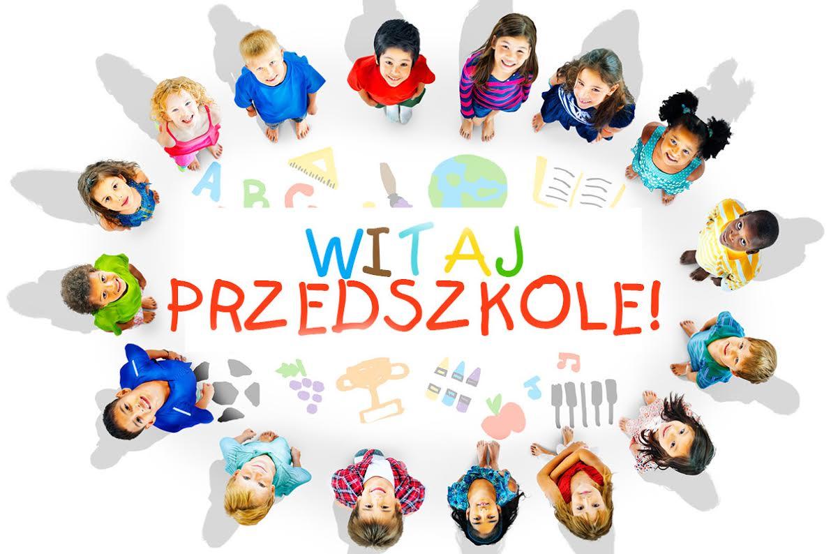 Znalezione obrazy dla zapytania witaj przedszkole