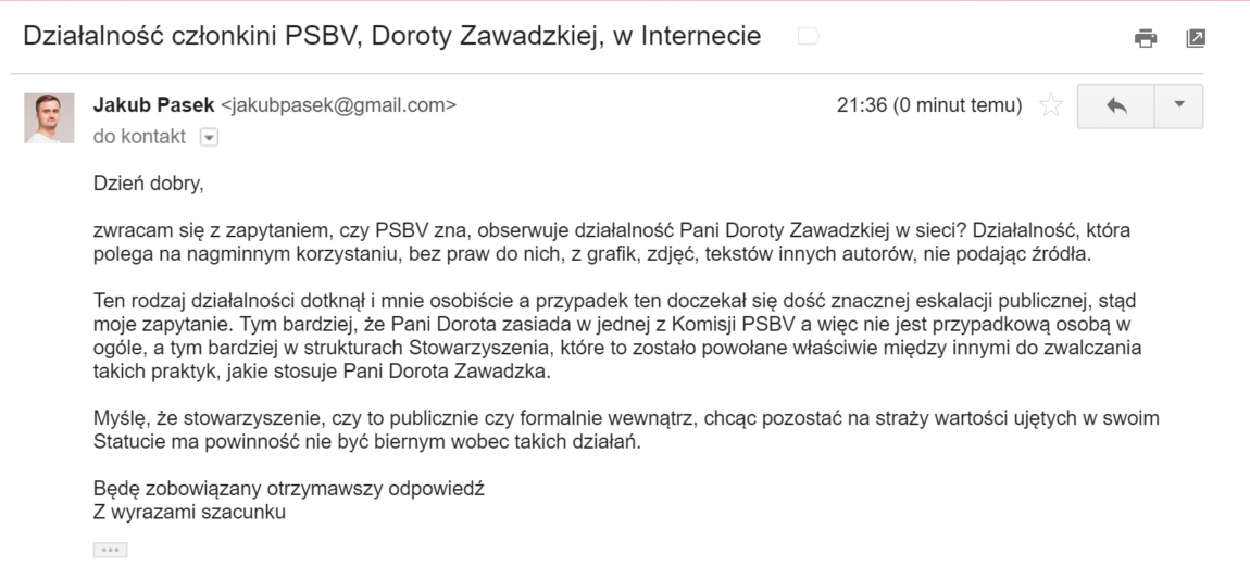 mail psbv